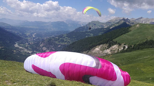 Vol bi-place en parapente