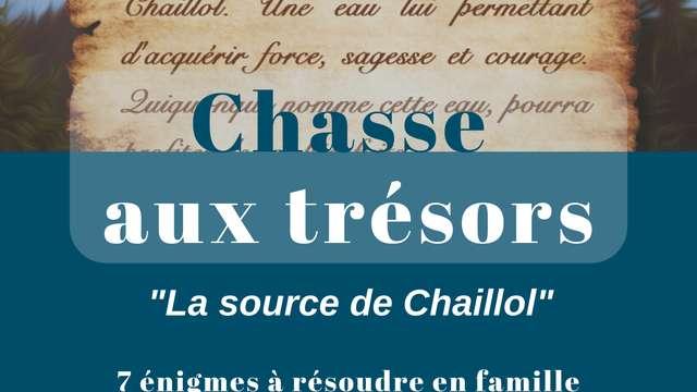 La source de Chaillol
