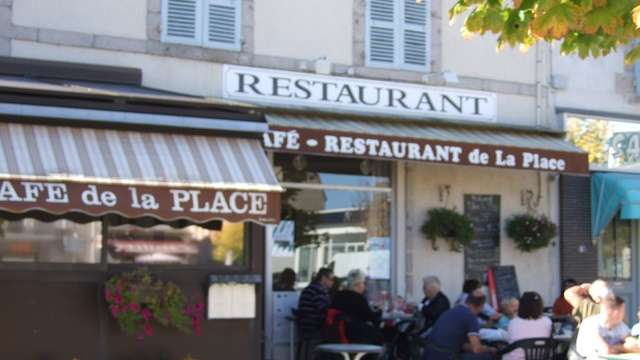 Café Restaurant de la Place