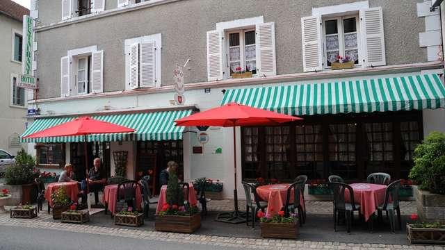 Hôtel Restaurant des Chevaliers