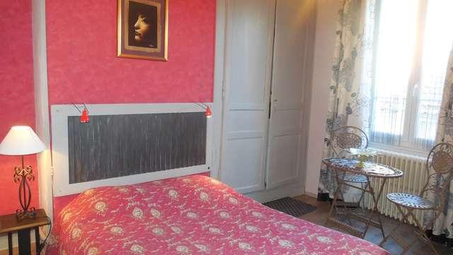 Chambre de Martine MEILLAT