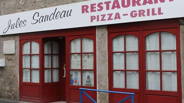 Pizzeria Le Jules Sandeau