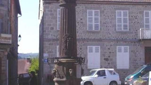 Fontaine Courtaud