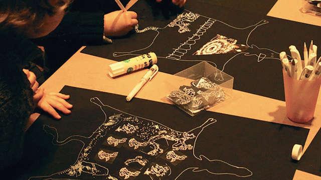 Atelier jeune public 'Peau de licorne'