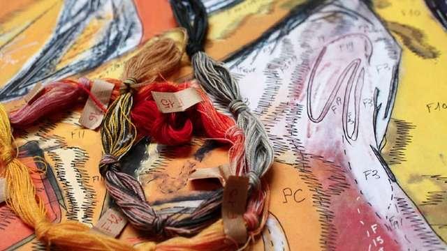 Découverte des ateliers de tapisseries Pinton