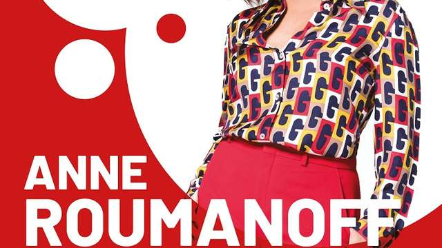 Spectacle : Anne Roumanoff