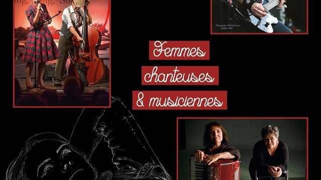 Concert  : Rive Gauche Trio et le Choeur des femmes