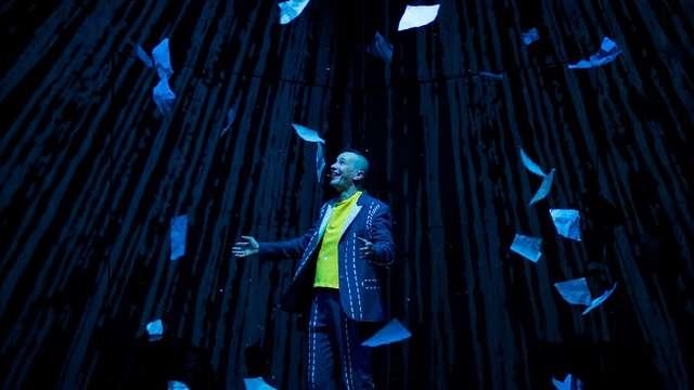 Magie et quick change : Arturo Brachetti