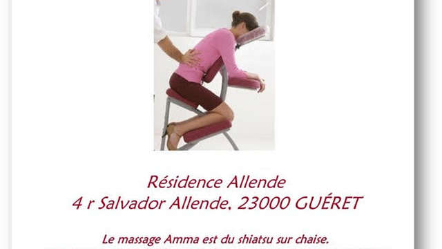Massage Amma au Bakao