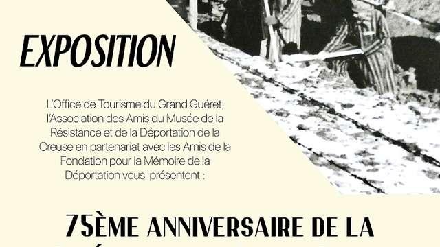 75 ème anniversaire de la libération des camps nazis