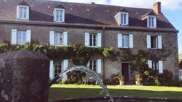 Chambres d'hôtes - 4 pers - Saint-Sulpice le Guérétois