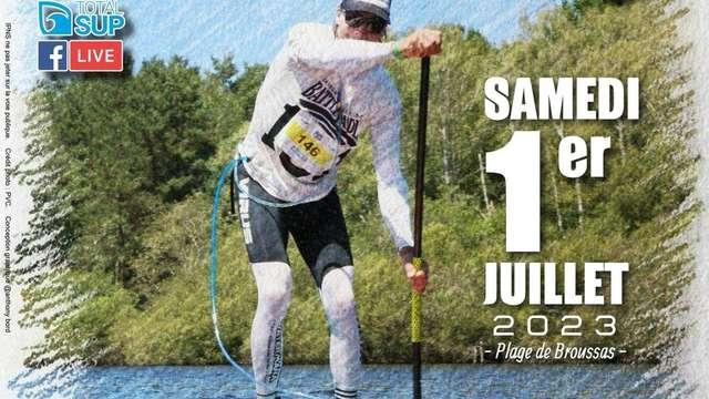 Endurance paddle : Les 10h non-stop de Vassivière