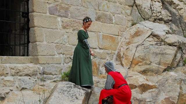 Visite guidée de la forteresse  de Crozant-
