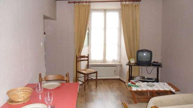 Meublé de Mme Mercier - Appartement