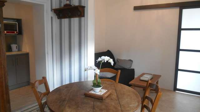 M et Mme TOURAND - Les Naïades - Appartement n°1 au RdC