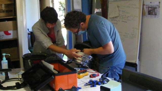 Atelier 'Réparation d'appareils à prise et à piles'