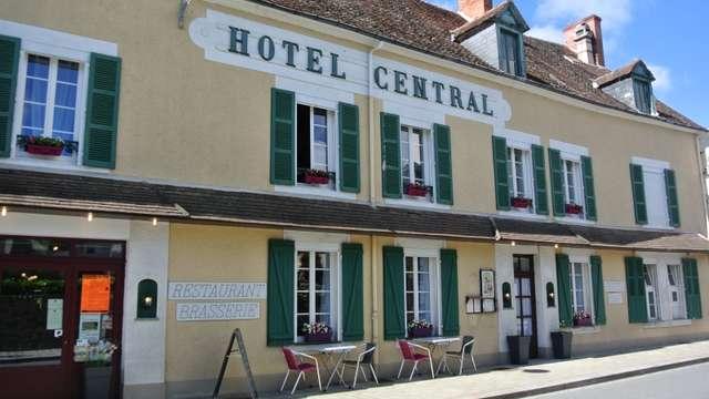 Restaurant Hôtel Le Central