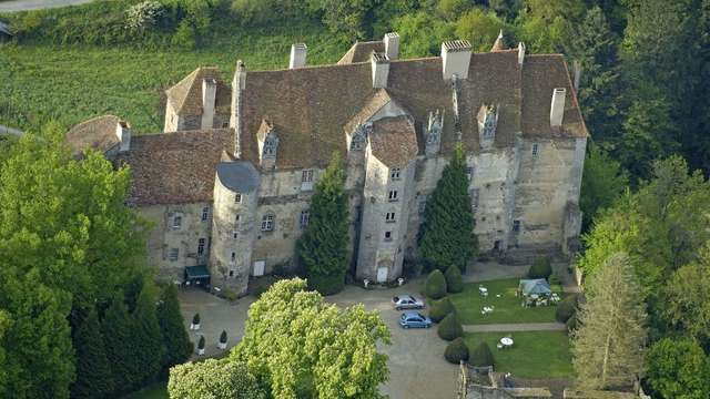 Château de Boussac