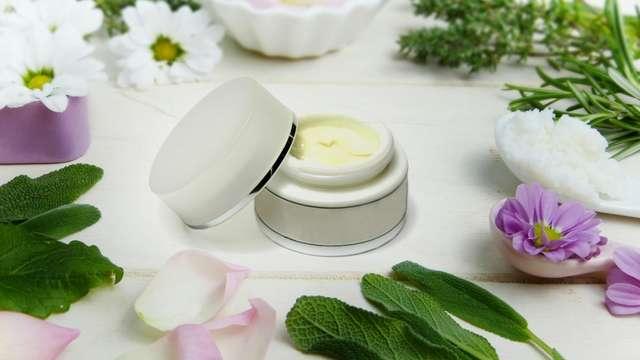 Atelier de fabrication de cosmétiques