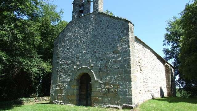 Chapelle Sainte-Radegonde
