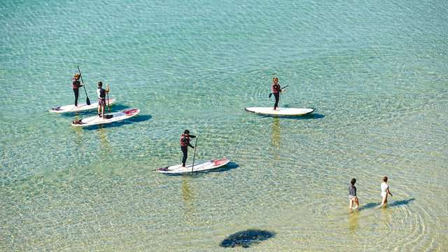 Le bout du monde en stand up paddle