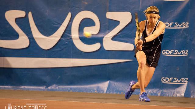 17è édition Tournoi international de tennis féminin Open Engie