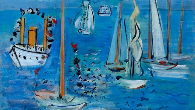 Raoul Dufy (1877-1953), les années folles (jusqu'au 7 septembre 2020)