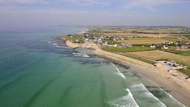 Ecole de surf de Bretagne Penhors