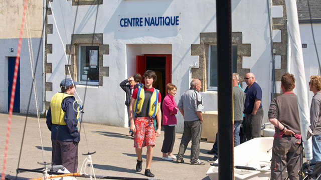 Centre Nautique Île-Tudy - Spot Nautique