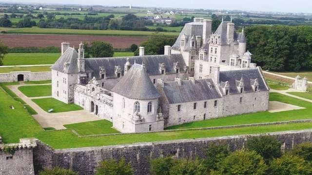 Château de Kerjean