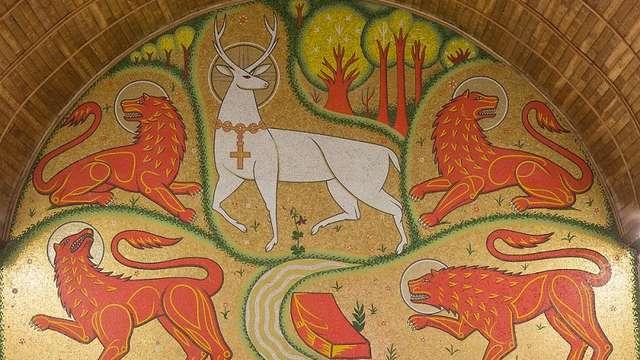 ANNULE - Visite symbolique de l'église du Graal - Juin