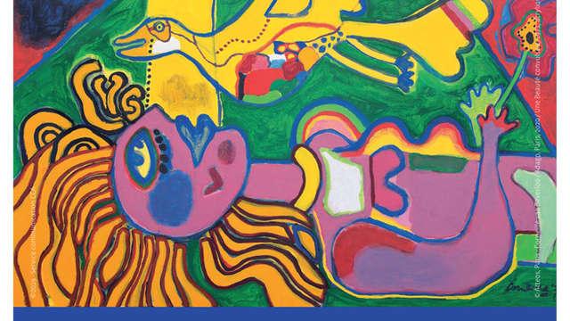 Exposition Corneille, un Cobra dans le sillage de Gauguin