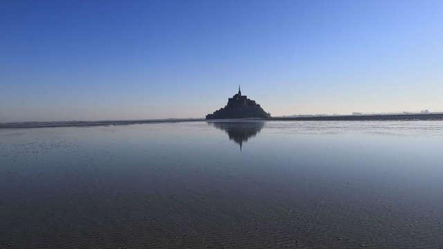 Découverte de la Baie du Mont-Saint-Michel