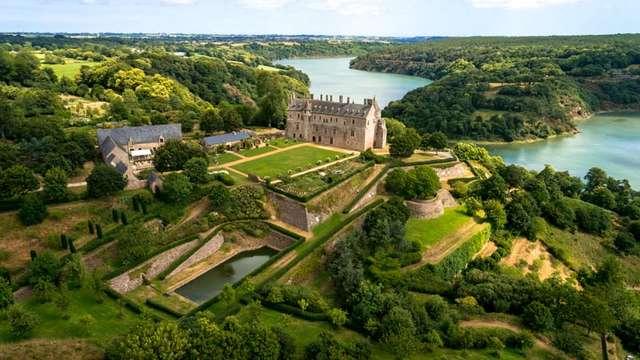 Parcs et jardins du Domaine Départemental de la Roche-Jagu