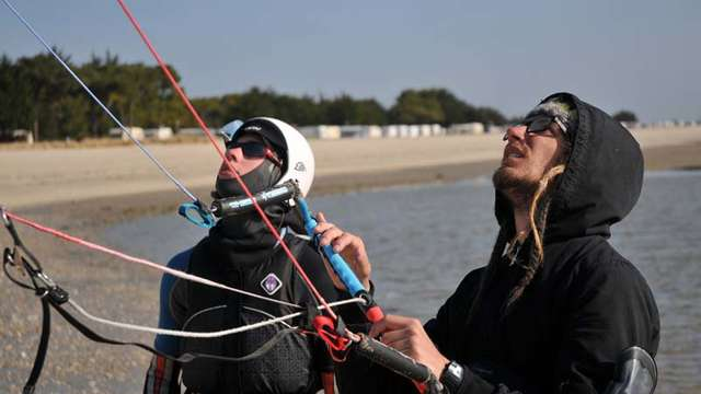 Rêve de Glisse - Ecole de kitesurf
