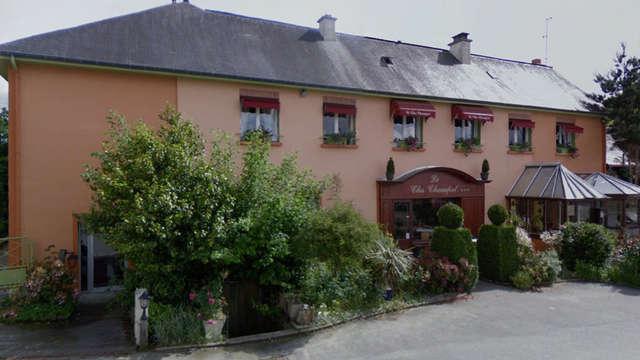 Hôtel - restaurant le Clos Champel
