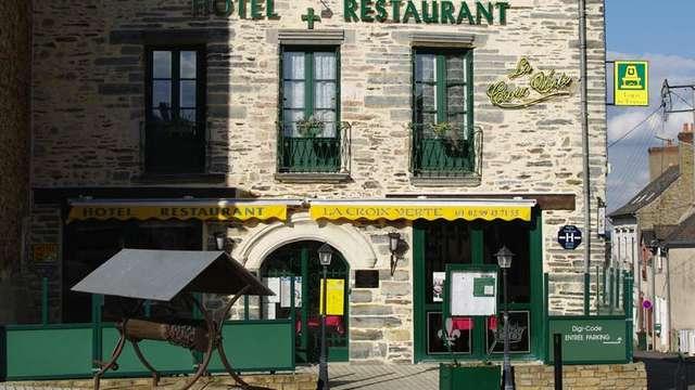 Hôtel - restaurant La Croix Verte