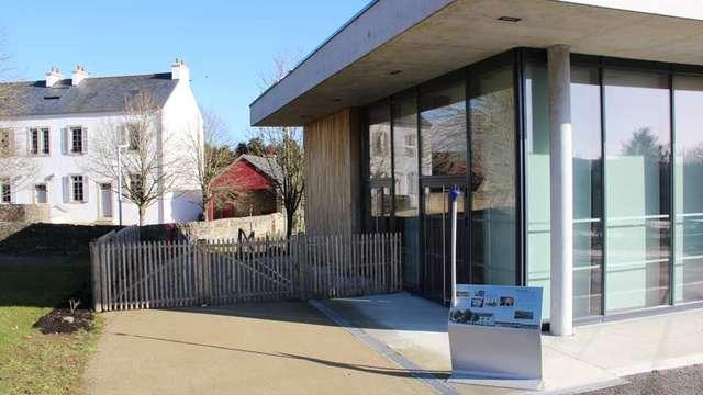 Musée de l'école rurale en Bretagne