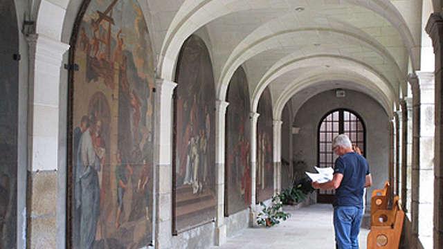 Détour d'Art, visite du patrimoine religieux en pays d'Auray