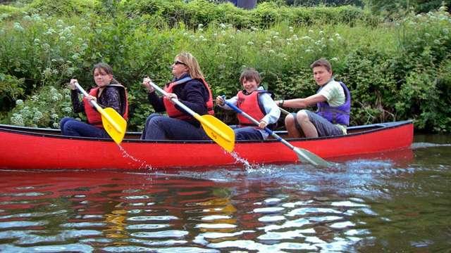 La Vallée de la Rance en kayak
