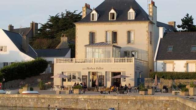 Hôtel - restaurant Les Herbes Folles