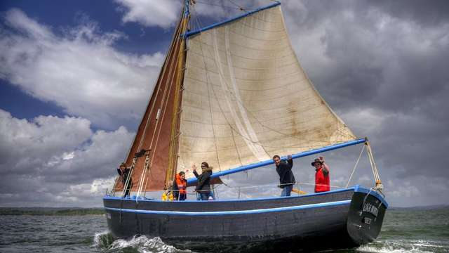 Voilier Traditionnel Loch Monna