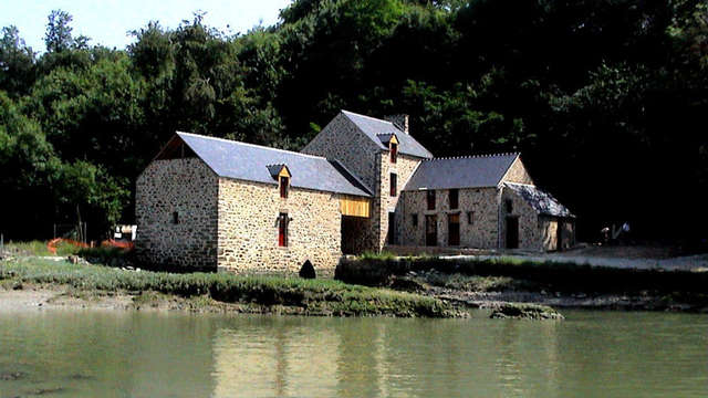 Moulin à marée du Prat
