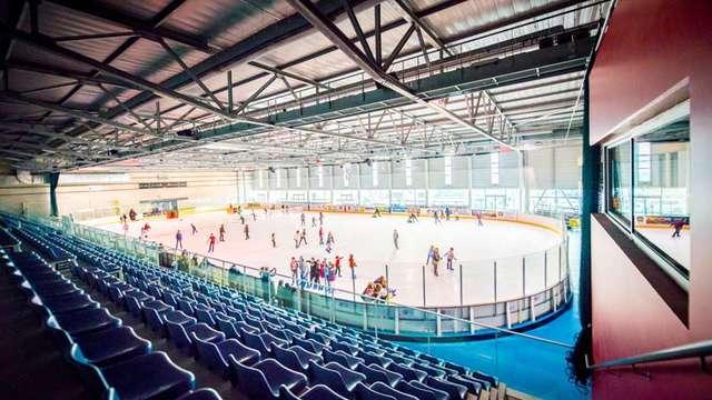 Patinoire - Rinkla Stadium