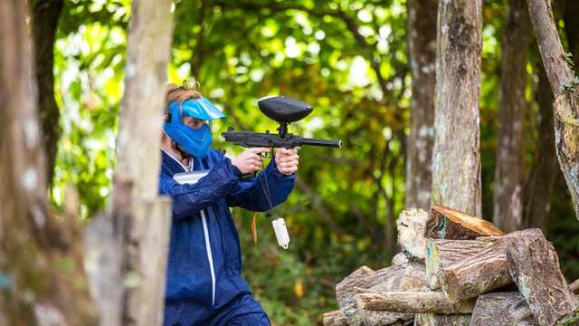 Rgame Paintball