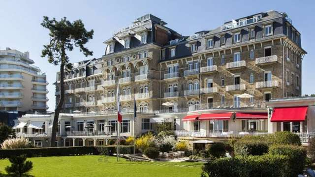 Thalasso & Spa Barrière Le Royal La Baule