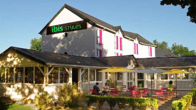 Hôtel - restaurant Ibis Styles Quimper