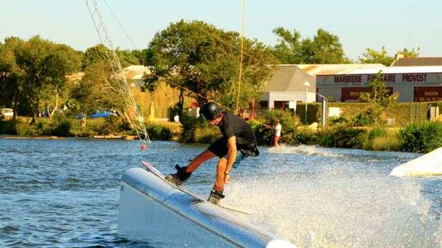 Advance Ride - Lac de Ty colo