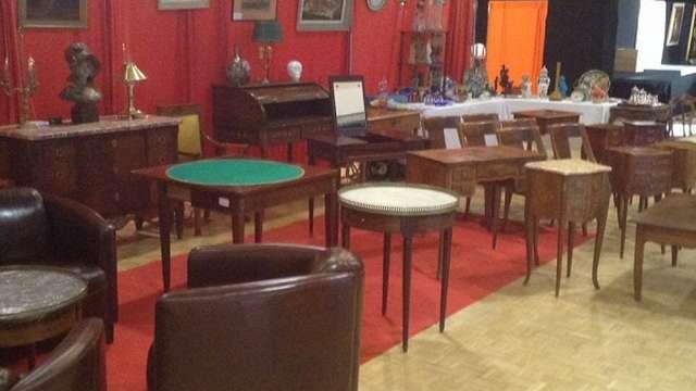 Salon des Antiquités