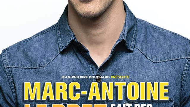 (COMPLET) One man show - Marc-Antoine Le Bret fait des imitations - Salle Hermione